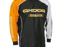 OXDOG TOUR GOALIE SHIRT BLACK/OR